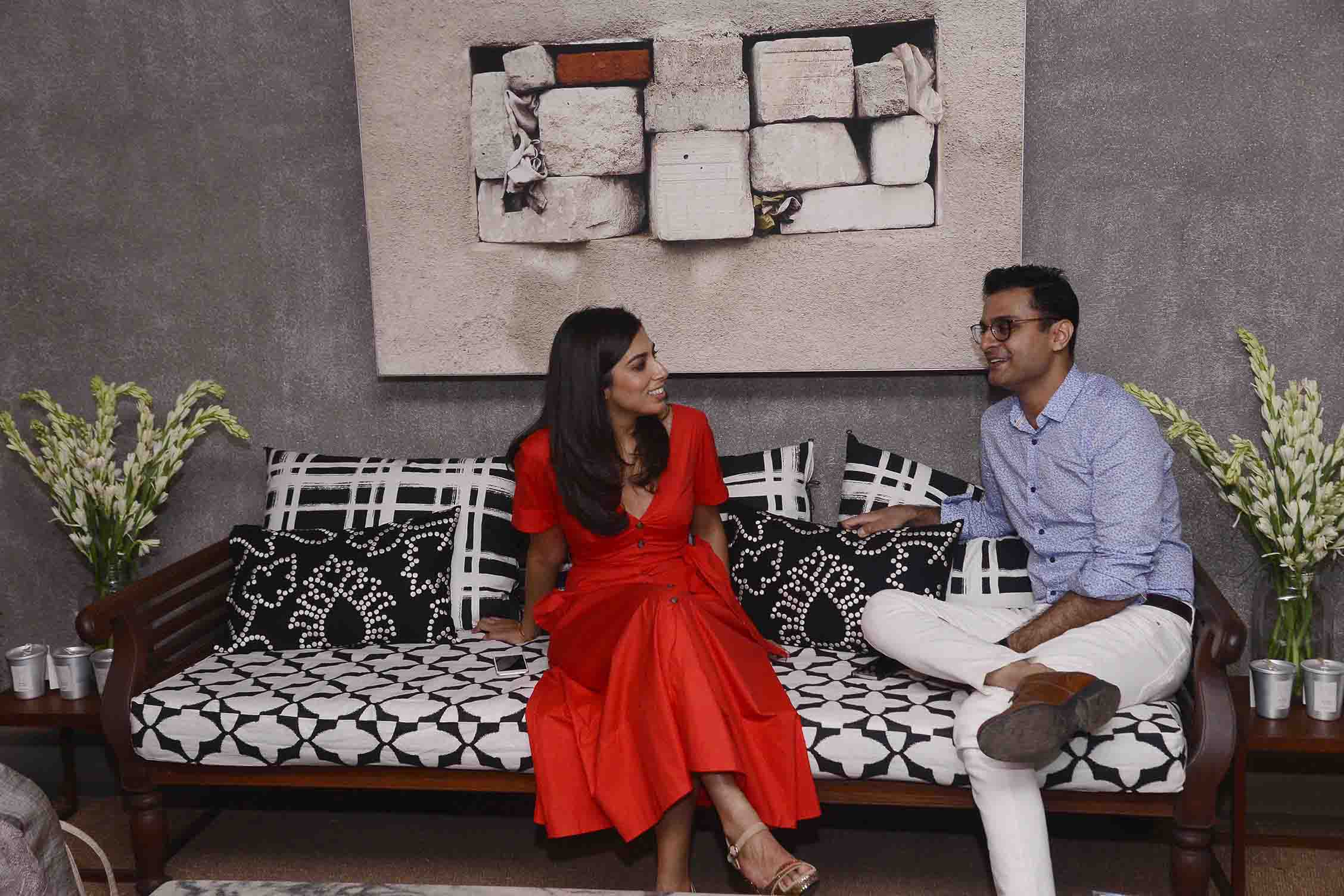 Smita Khanna, Hemant Purohit, The Indian Design Phenomenon, Verve, Design issue, Smita Khanna, Hemant Purohit,