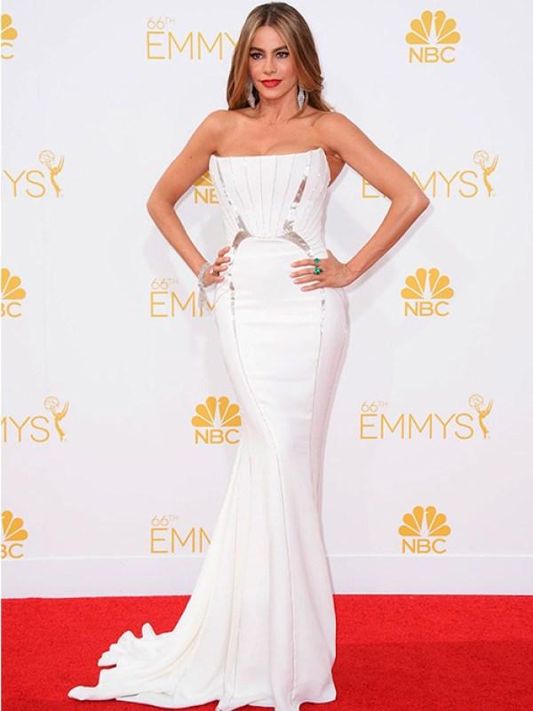 Sofia Vergara  Emmy Awards 2014