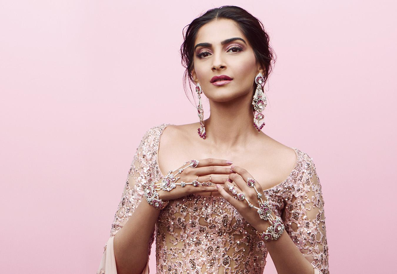 Sonam Kapoor, skincare, skin, loreal