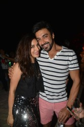 Sophie and Aashish Chowdhry