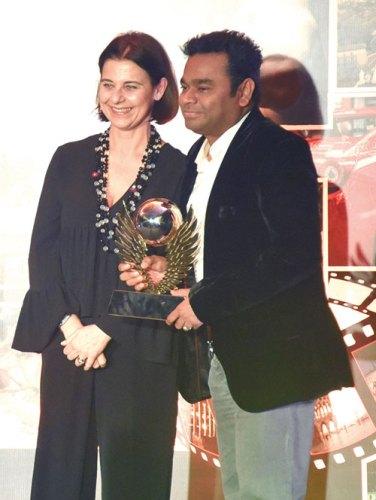 Stefania Ippoliti, A. R. Rahman