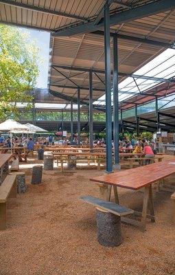Market day at Lourensford Wine Estate