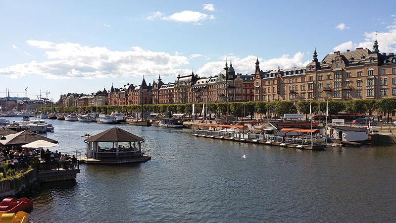 The Stockholm Skyline, Stockholm