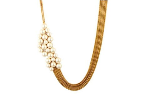 Suhani Pittie Modern Maharani necklace
