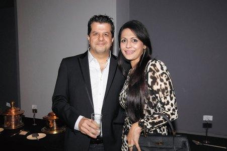 Sumit and Shalini Chuganee