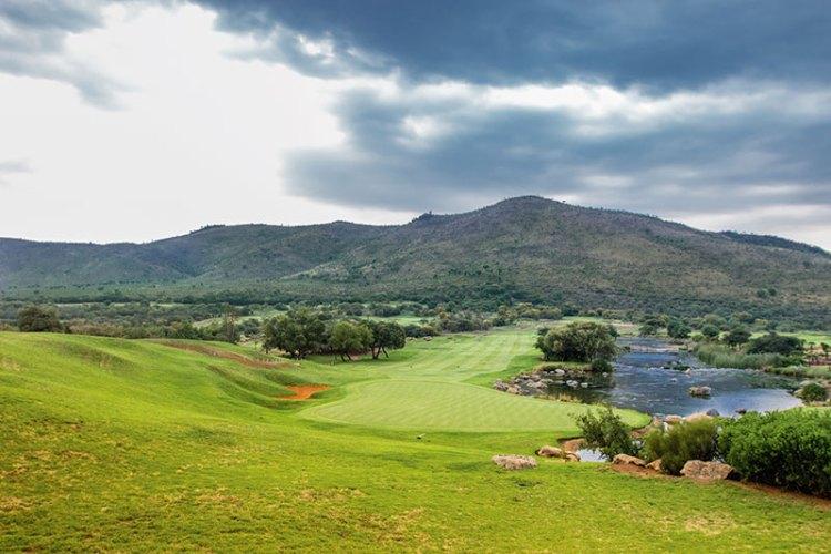 The Scenic Lost City Golf Course