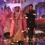 Suneet Verma BMW India Bridal Fashion Week New Delhi
