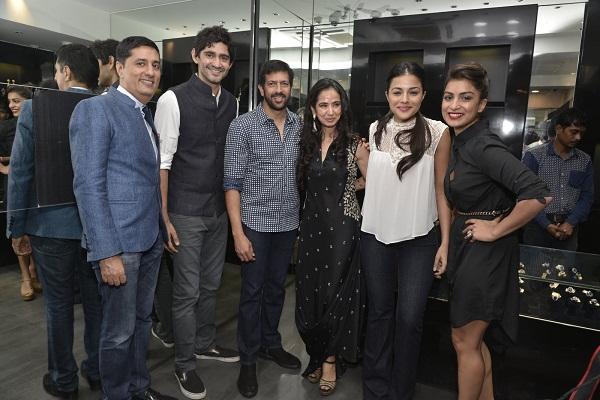 Sunil Datwani, Gaurav Kapoor, Kabir Khan, Kiran Datwani, Kirat, Pallavi Sharda