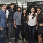 Sunil Datwani,Gaurav Kapoor,Kabir Khan, Kiran Datwani, Kirat, Pallavi Sharda at the Gehna Miraki Collection launch