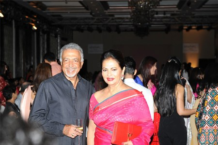 Suresh and Devika Bhojwani