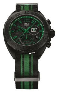 TAG Heuer Formula 1 Christiano Ronaldo (numbered limited edition)