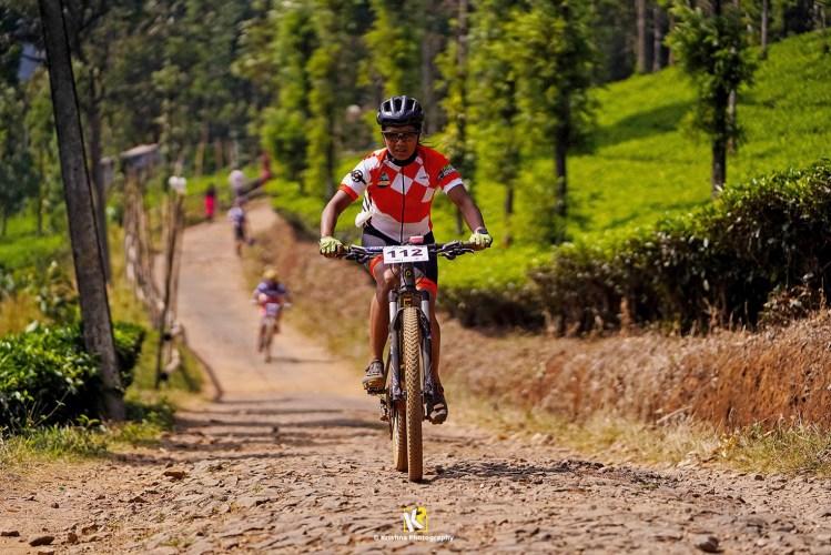 Joysna Narzary: Mountain biking and being in nature