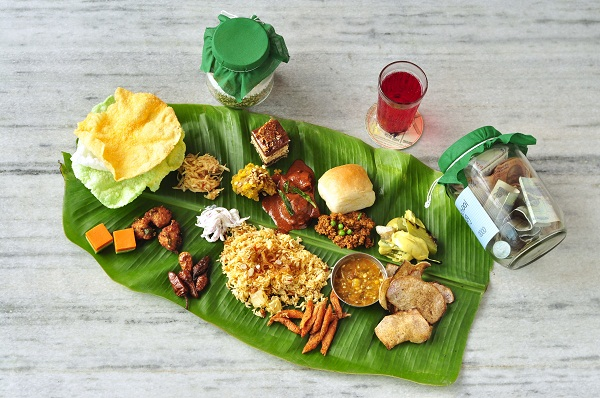 The Bombay Canteen Independence Thali