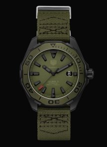 Tag Heuer Aquaracer Camouflage 300 Metres Calibre 5