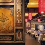 Varq, Indian gourmet restaurant at New Delhi's Taj Mahal Hotel