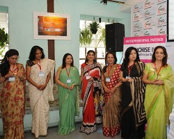 Tanya Chhabria, Anu Bhatia, Monica Chaturvedi, Minali Shah, Swati Mayekar, Falguni Padode, Renu Kapoor