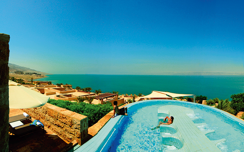 The Dead Sea Spa, Jordan