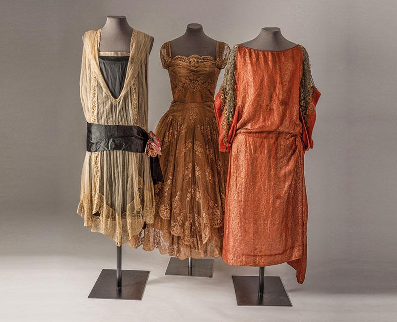 Fashion Museum, Bath, UK, Lace in Fashion, exhibition