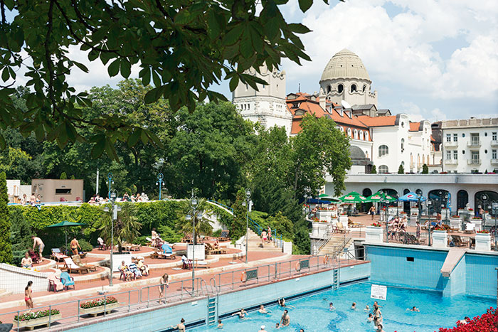 The Gellért Thermal Bath