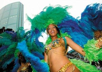 Carnival crackle at Rotterdam