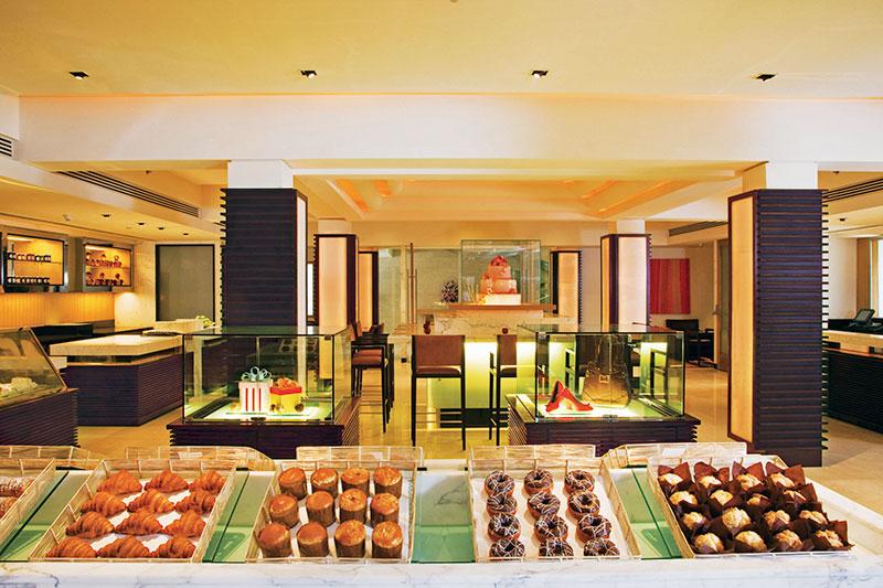 The Oberoi Patisserie and Delicatessen, New Delhi