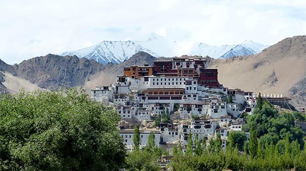 Thiksey Monasery, Ladakh