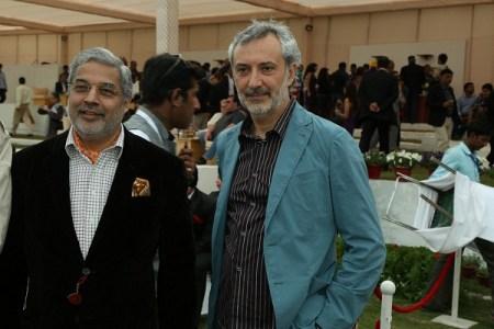 Tikka Shatrujit Singh, Daniele Mancini