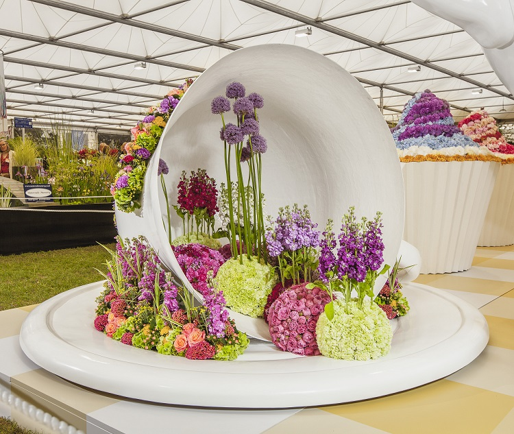 Wake up and smell the orchids with interflora indias head florist interflora will soon turn 100any plans to reinvent itself or celebrate there will surely be a celebration its a perfect time to look back and celebrate mightylinksfo