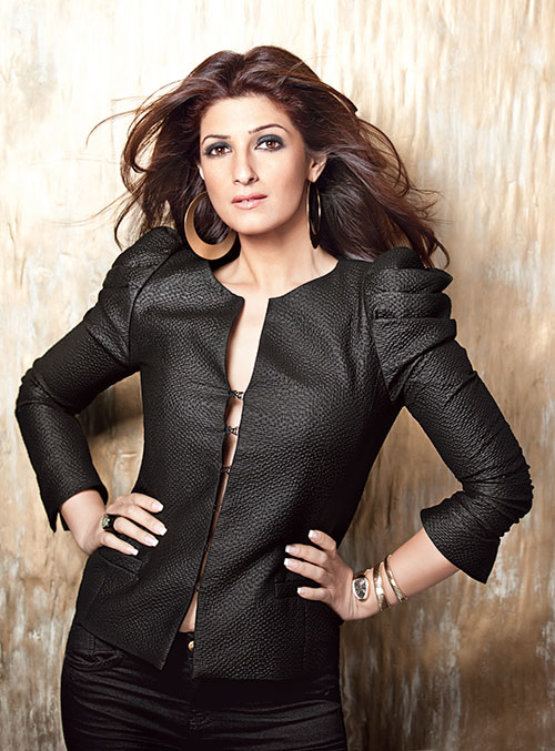 Stems From Her Own Personal Aesthetics And Work As An Interior Designer Twinkle Khanna Chats About Fashion Choices The Way She Is To Verve