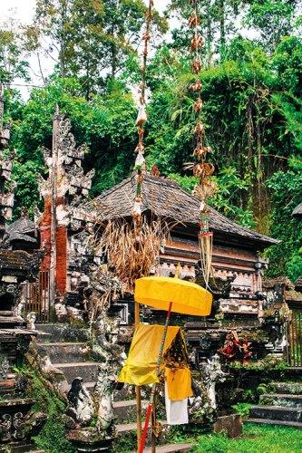 A shrine at Gunung Kawi Sebatu