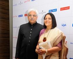 Uday and Alka Joshi