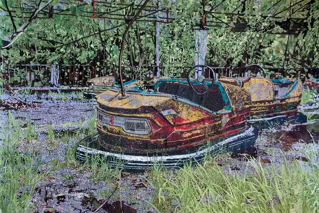 Art, Art Basel, Art Basel Miami Beach, Gallery SKE, Miami, Untitled, Avinash Veeraragahavan