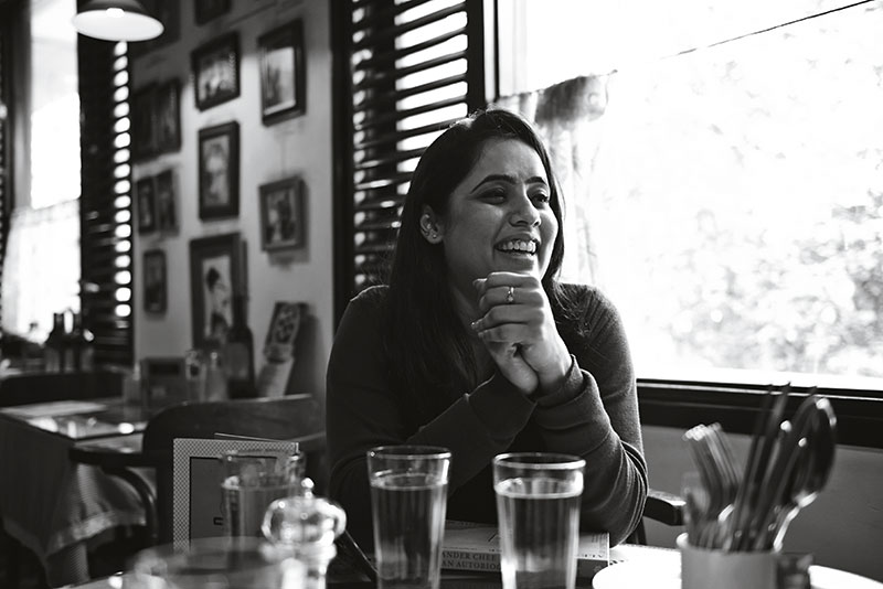 Urshita Saini, India's first birth photographer