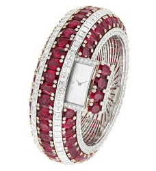Rubis Secret watch