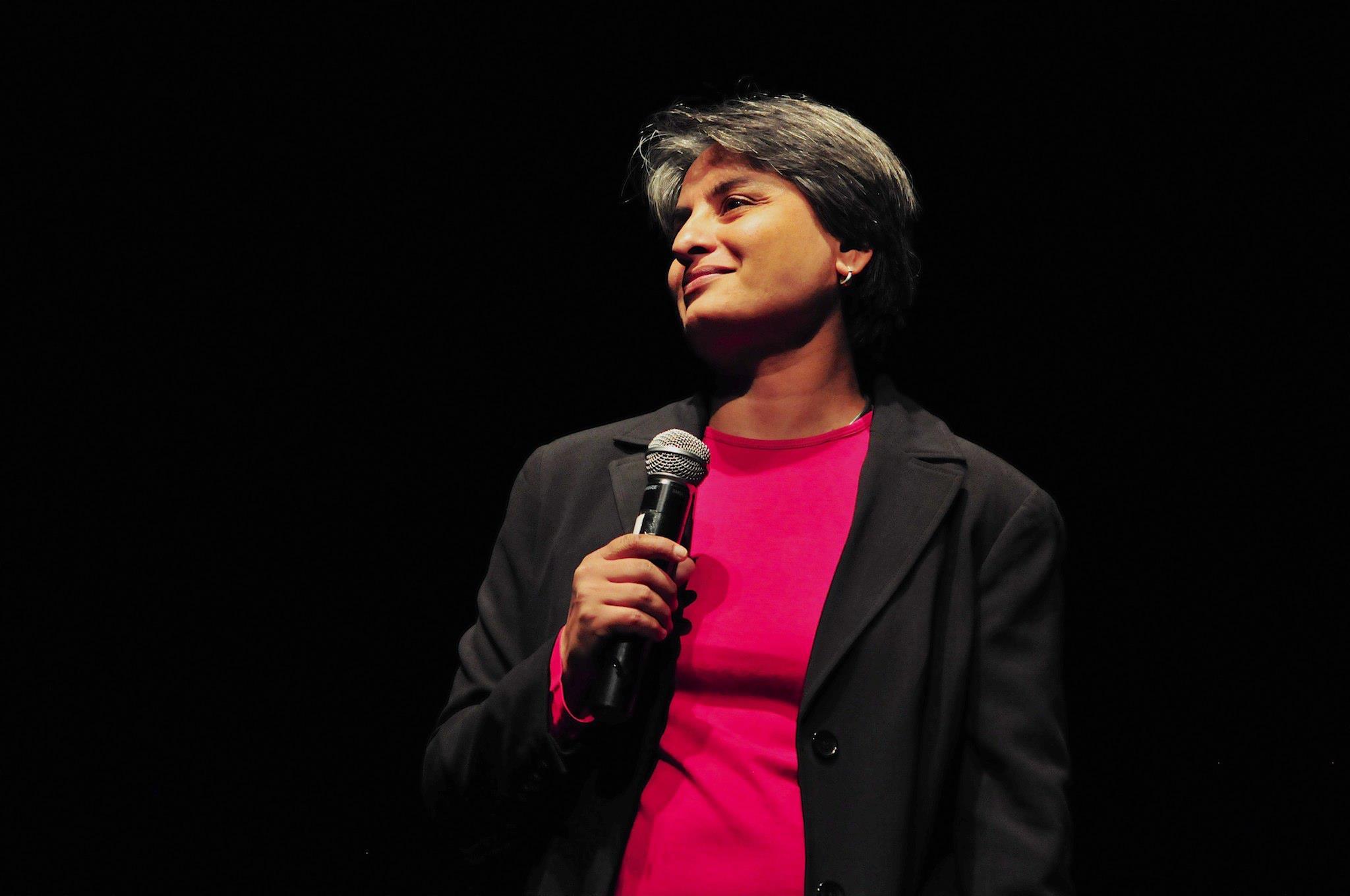 Vasu Primlani, Indian Comedy, Female Comic, The Female Gaze, Feminism Week,