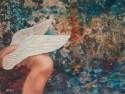 Artwork by Vasundhara Tewari Broota at Tao Art Gallery, Mumbai