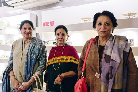 Jaya Singh, Rita Kapoor, Richa Bhaskar