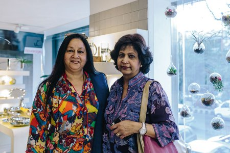 Rashmi Kapoor, Rekha Kapoor