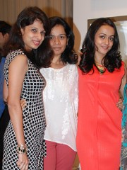Verve's Neha Kajaria, Verve's Bijal Mehta, Rajni Nayak