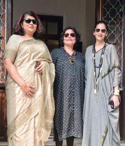 Verve's Pallavi Kanchan, Verve's Arti Sarin, Maithili Ahluwalia