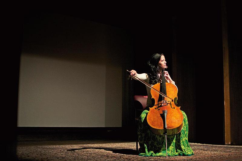 Vian Periera, Cellist
