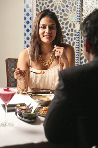 Writer Megha Shah samples the Shared Plates Menu