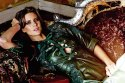 Fashion, Get The Look, Vintage prints and cutwork leather