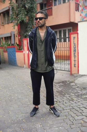 Vishal Chopra, writer, producer and actor