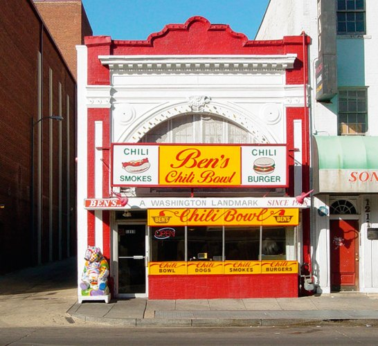 DC institution, Ben's Chili Bowl