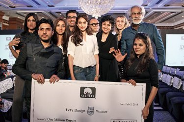 Winners with the finale jury