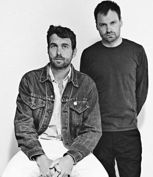 Karl-Oskar Olsen and Brian Jensen