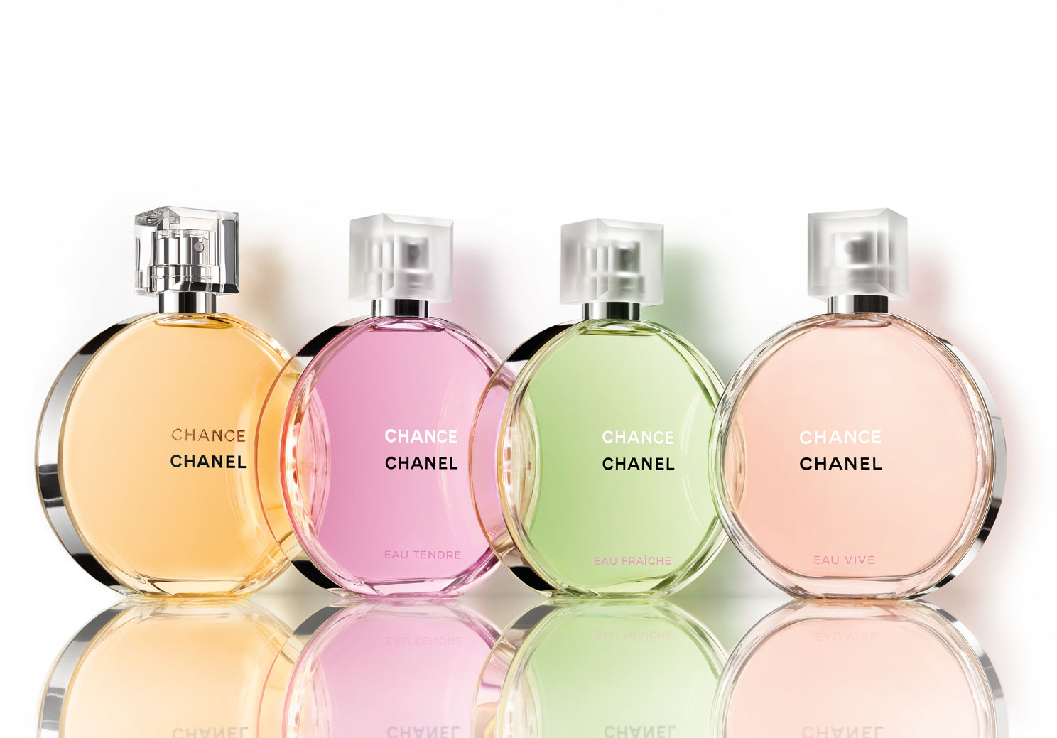 Chance series - from classic to Chanel Tender 1