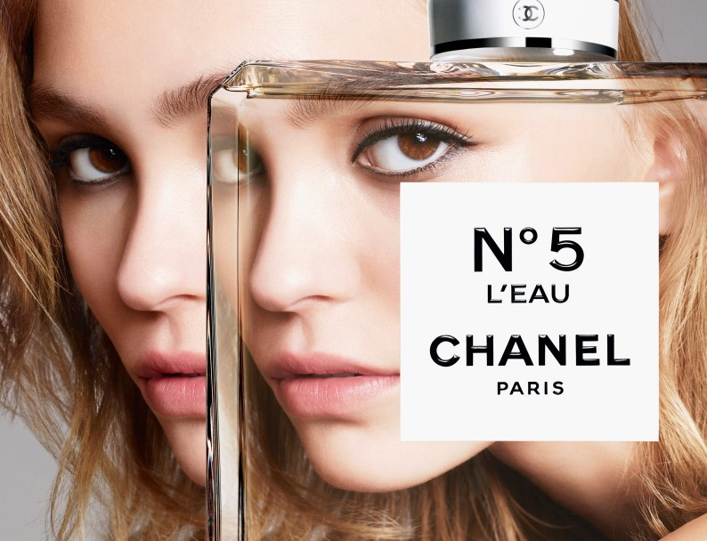 chanel no 5 l'eau, fragrance