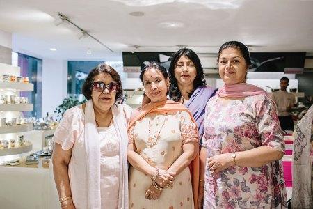 Deepak Oberoi, Rita Kapoor, Asha Singh, Monica Solanki